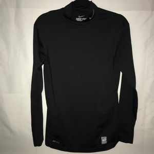 Men's Nike Pro Combat Dri Fit Compression Shirt LG